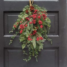 The Best Fresh Greens For Your Holiday Decorating — DESIGNED