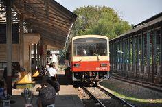 myanmar photos train | Railway