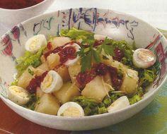 Salada de Melão e Ovo - https://www.receitassimples.pt/salada-de-melao-e-ovo/