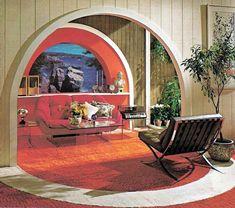 Groovy interior