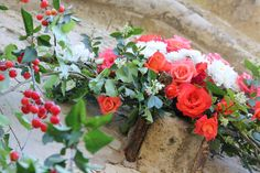 Laetitia Mayor - Florésie, a wedding in Blanzy,  France, 100% garden flowers supplied by the inhabitants of the village...
