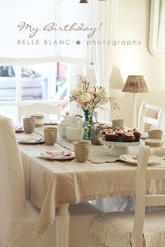 Dining Room | Belle Blanc