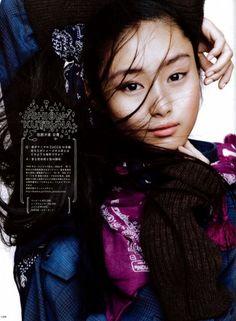 装苑 10月号 「AIR OF LOVE ZUCCA×LESLIE KEE」   Super Sonic Leslie Kee, Good Job, Japanese, Actresses, Love, Photos, Beauty, Fashion, Female Actresses