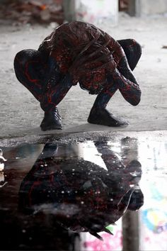 Spider-Man as Carnage. I love this cosplay, and this picture! - 8 Carnage Cosplays