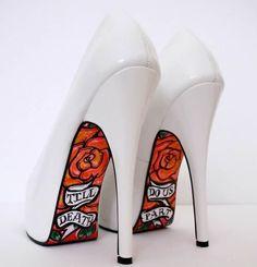 Wedding shoes? :) Yes I do think so..... || Dios mío @glaymaniae quiero estos para cuando me case AAAAAAAAAAAAAAAAAAAA los amé <3 <3 <3 <3 <3 <3