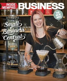Inside Memphis Busines June 2015