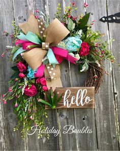 Hello Grapevine by Holiday Baubles