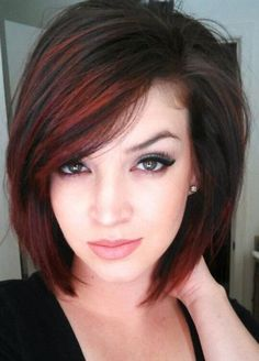 Medium-Length Hairstyles for Thick Hair 1