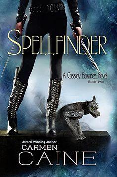 Spellfinder (A Cassidy Edwards Novel Book 2) - Kindle edition by Carmen Caine. Paranormal Romance Kindle eBooks @ Amazon.com.