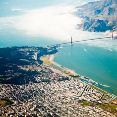San Francisco & Golden Gate Bridge
