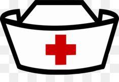 Nurse Appreciation Week, Appreciation Gifts, Nurse Clip Art, School Nurse Office, Colegio Ideas, Nurse Decor, Nurse Party, Hat Template, Note Doodles