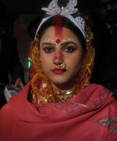 Historical Project: Traditional Indian Bride