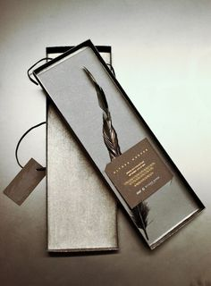 Amazing invite from Althea Harper for NYC Fashion Week 2011