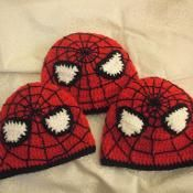 "Spider Hat ""n"" Scarf - via @Craftsy"