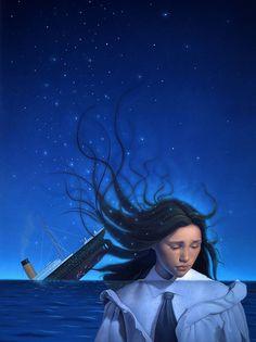 A Girl Can Dream by Mark Elliott