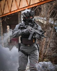 What do ou Like about this PIC? 😍😍 Ehre an @ mathieuftt… Special Forces Gear, Military Special Forces, Military Police, Military Weapons, Airsoft Gear, Tactical Gear, Private Military Company, Military Drawings, Combat Gear