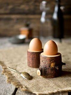 Ecce Home: Per Pasqua: uova e... portauova
