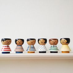 BORDFOLK EGG CUP HOLDERS BY LUCIE KAAS   THE STYLE FILES
