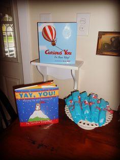 great books for a preschool graduate // preschool and kindergarten graduation