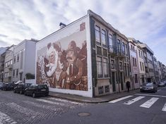 Get your camera set because you are going to want to photograph every single one of these art works. This is the best of Porto's street art.