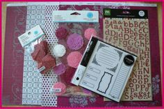 DIY guestbook scrapbook how-to