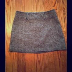 XOXO Mini Skirt I'm selling a knitted mini skirt. It was worn a couple time before given to me, and didn't end up fitting me. It looks really nice and is in good condition. It's super cute with tights and boots in the winter. XOXO Skirts Mini