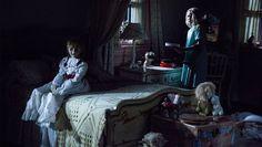Annabelle. Scariest, the best horror movies. Favorite Halloween movies, movie marathon