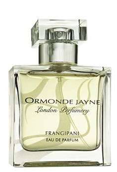 Ormonde Jayne Frangipani Absolute. My favourite perfume in the whole world.