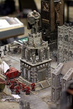 Spyral Prime Battle Boards   Warhammer World - The Spyral Pr…   Flickr Warhammer Terrain, 40k Terrain, Game Terrain, Wargaming Terrain, Warhammer 40000, Warhammer Aos, Gundam Tutorial, Warhammer Imperial Guard, Diy Table Top