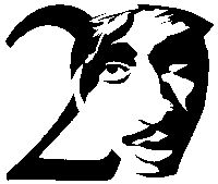 2pac Crochet Graphghan Pattern (Chart/Graph AND Row-by-Row Written Instructions) - 01