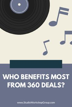 So...what is a 360 deal anyway? Why do we keep hearing about them? And should you sign to one? Music Biz...