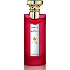 BVLGARI Eau Parfumée au thé rouge Eau de Cologne Spray (€91) ❤ liked on Polyvore featuring men's fashion, men's grooming and men's fragrance