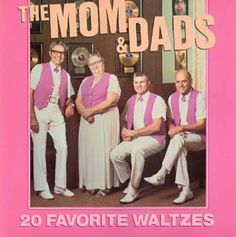20 Favorite Waltzes- The Mom And Dads Worst Album Covers, Cool Album Covers, Music Album Covers, Music Albums, Bad Album, Lp Cover, Vinyl Cover, Cover Art, Vinyl Cd
