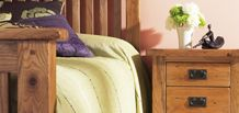 Corndell were another company who caught Cabinet Makers eye at the MFS. Radleigh Oak Bedroom Furniture