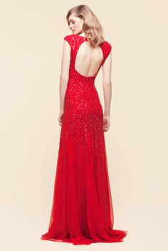 Elie Saab, love this red colour