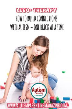 LEGO® Therapy: How to Build Connections with Autism – One Brick at a Time - Autism Parenting Magazine Lego Therapy, Play Therapy, Social Skills Activities, Autism Activities, Behavioral Therapy, Occupational Therapy, Autism Spectrum Disorder Symptoms, Aspergers Autism, Special Educational Needs