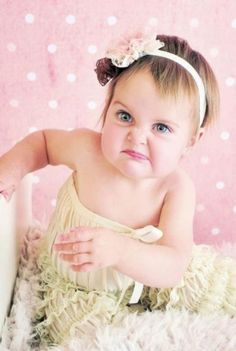 Distractify | The 30 Most Horribly Awkward Baby Photos In The History Of Baby Photos