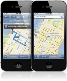 Google Reportedly Readies Maps App For iOS As Eddy Cue Manages Apple's Maps Improvements