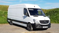Benz Sprinter, Mercedes Sprinter, Mercedes Benz, Van Storage, Campervan, Cars And Motorcycles, 4x4, Classic Cars, Automobile