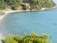 Greece, Sithonia, Kaviou beach
