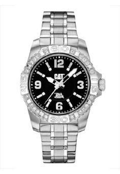 a83f61acd El modelo A4 331 11 131 para #dama en #plata #reloj #watch #mujer #woman # lady #CAT #Caterpillar