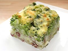 Csőben sült brokkoli recept Hungarian Recipes, No Cook Meals, Avocado Toast, Quiche, Side Dishes, Vegan Recipes, Food And Drink, Appetizers, Baking