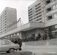 "Słynny ""Pewex"" na ul. Old Street, Ppr, Krakow, Warsaw, Planet Earth, Poland, Illusions, Planets, City Photo"