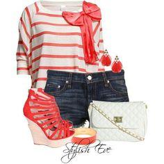 Red n white