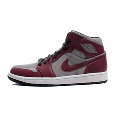 new arrival 581f2 2c07a Air Jordan 1 Phat in Bordeaux size