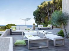 33 Perfect Modern Outdoor Patio Furniture Decorating Ideas