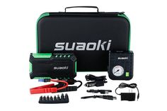 10 Top 10 Best Portable Jump Starters Reviews Images In 2017