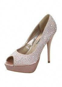#Loving the nude and sparkle!