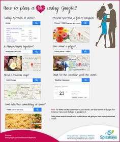How to plan a date using Google?
