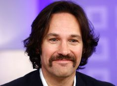 Paul Rudd's handlebar 'stache and five other wacky moustaches that have changed the facial hair game in Hollywood.